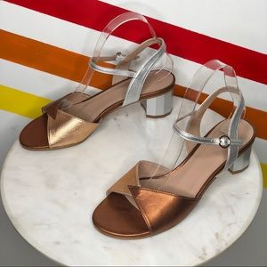 NEW Magro Cardona circus heels size 39